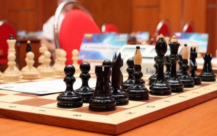 Šachový nábor