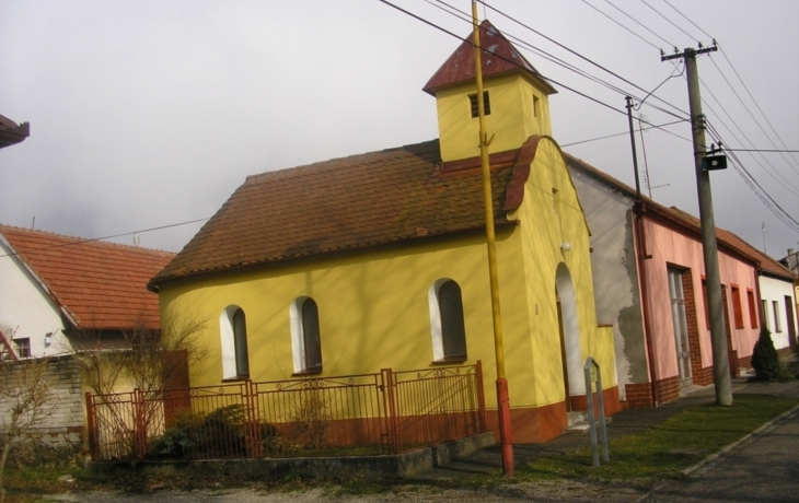 Obec dostala kapli. Teď ji opraví
