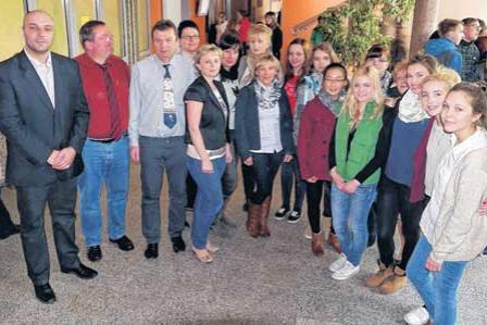 Staroměstští pedagogové na stáži v Eilenburgu