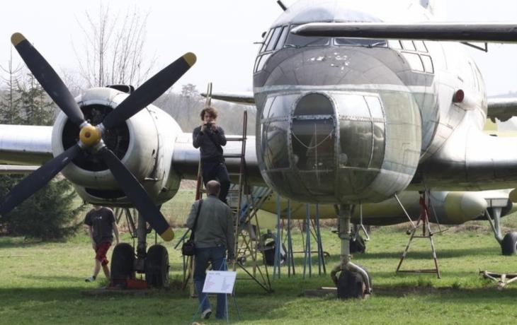 Dobrá zpráva: Záchrana leteckých exponátů začíná!