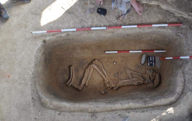 Důkaz: Lidé tady žili už 1000 let před Římem