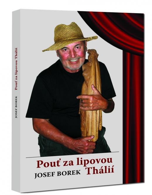 Josef Borek představí svou knihu
