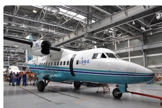 L 610 ožívá, trup vyrobí Rusové, křídla v Kunovicích