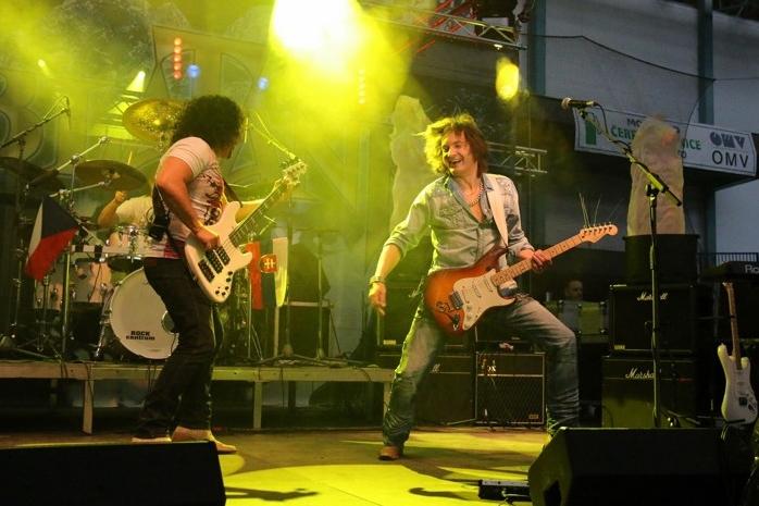 Sraz rockových hvězd