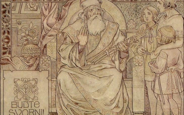 Svatopluk, kníže velkomoravský Příběh o vládcích Velké Moravy