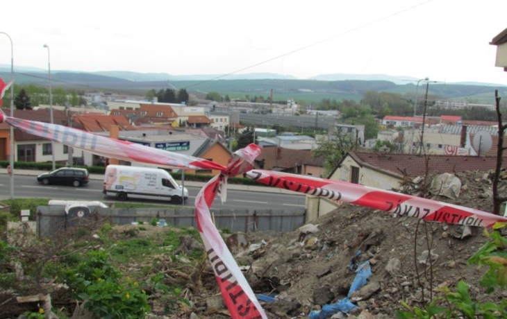 Hradební okruh se spojí s centrem Brodu. Schodiště se stříškou vznikne ještě do prázdnin