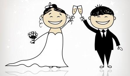 Jak zněly svatební zvony nedakonickým nevěstám?