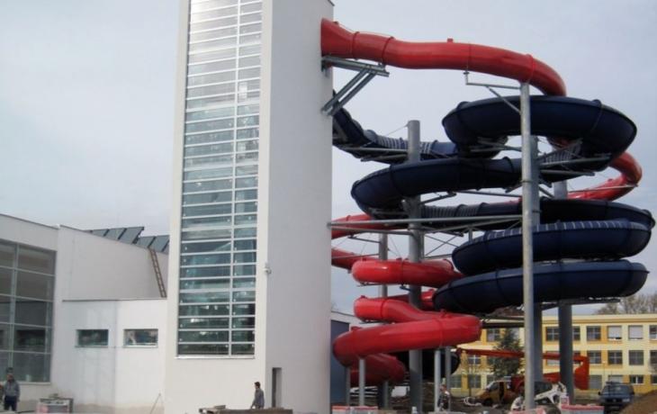 Aquapark: předají ho zítra, pozítří?