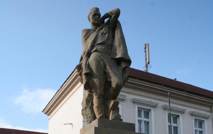 Zachránili sochu sv. Josefa