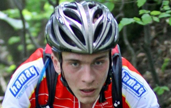 Biker Koziel opět bronzový