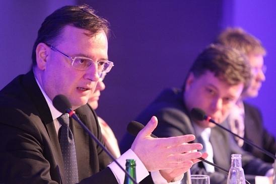 Premiér Nečas obhajoval Agendu 2014
