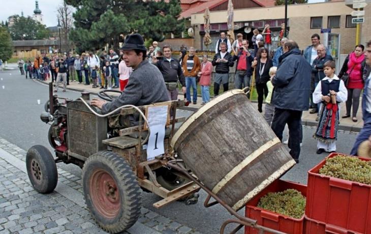 Trh v Podhradí nabídne pestrobarevný program