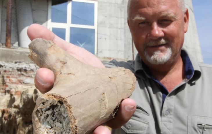 Archeologové objevili první schránku na sůl