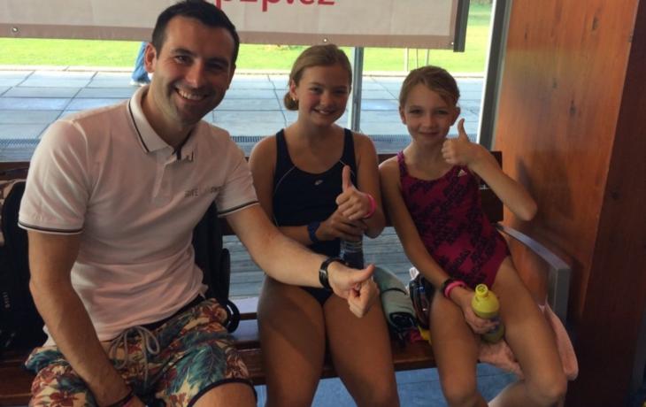 Plavecký klub Elite swim učí předškoláky i triatlonisty