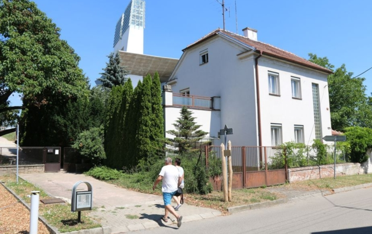 Radnice koupila dům za 4,3 miliony. Poslouží archeologům?