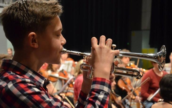 Unikátní koncert Malých velkých filharmoniků bude zážitkem