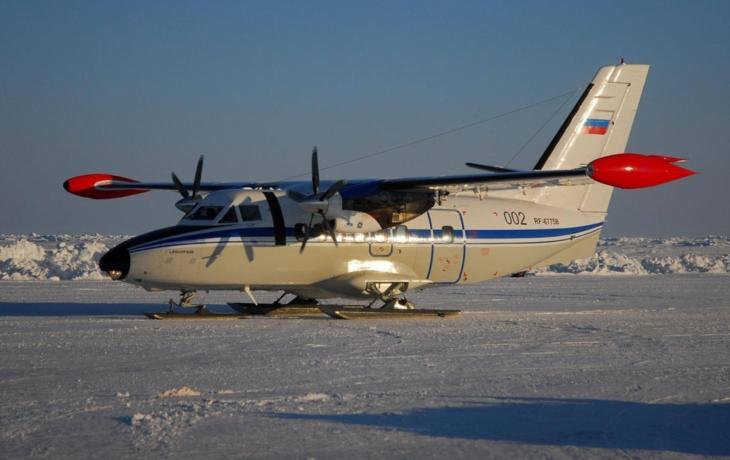 Nebe nad Kazachstánem křižují dva nové turbolety