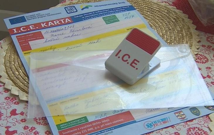 Seniorská obálka zachrání život, už je i v Uherském Hradišti