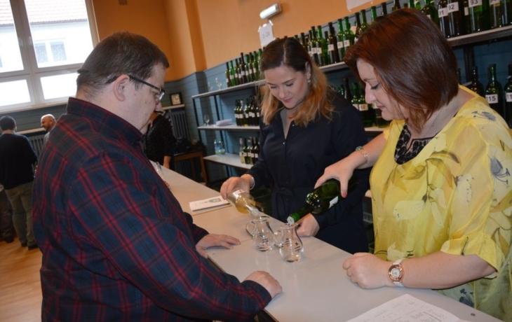 Maňásek získal cenu za nejlepší kolekci vín