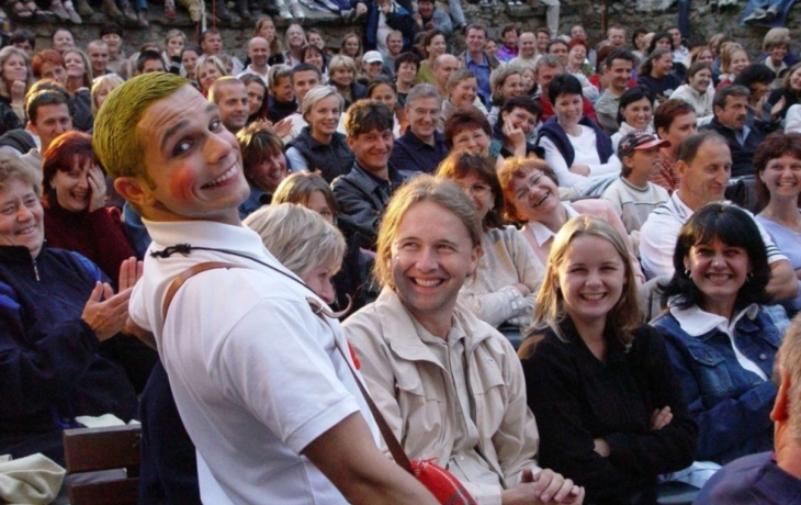 Divadelníci už připravují vtipy na Buchlov!