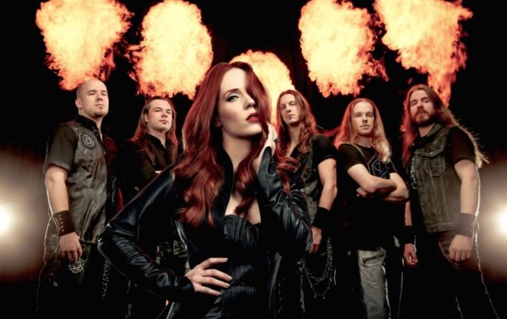 Epica s Eluveitie společně!