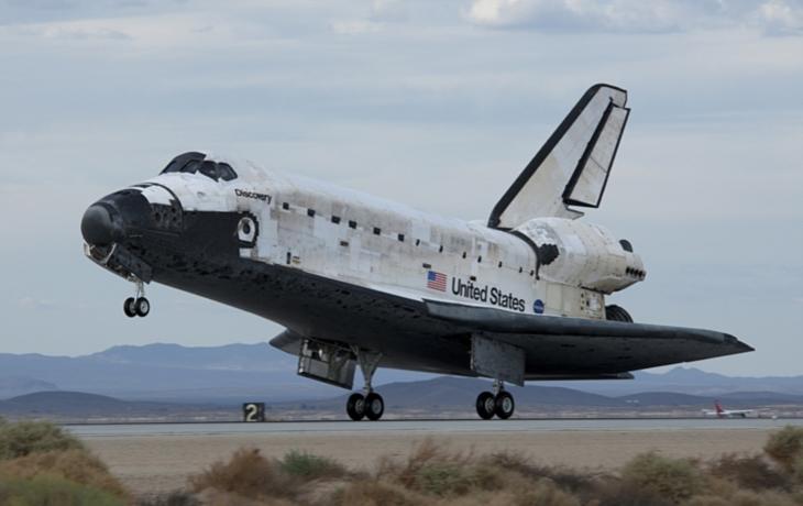 Gymnazista si v centru NASA vyzkoušel i simulovaný start raketoplánu