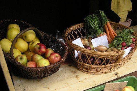 Selské trhy ožily, kvalitu zboží hlídá kodex