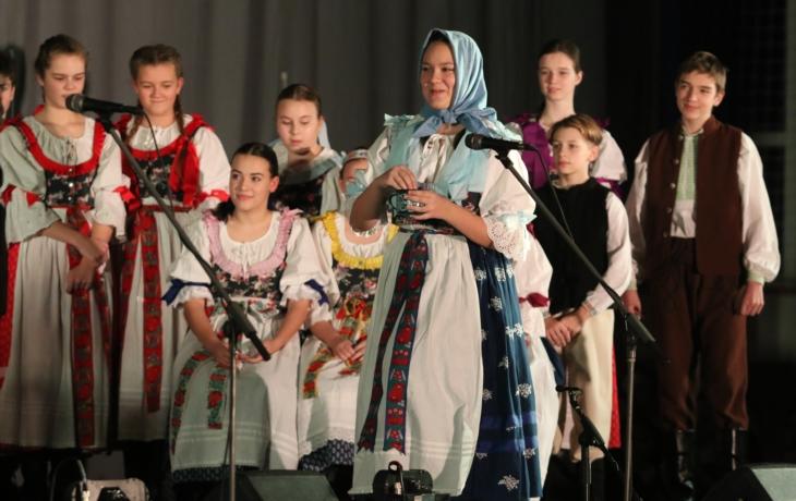 Koncert Děcek z Buchlovic a Turiece z Martina dýchal přátelstvím