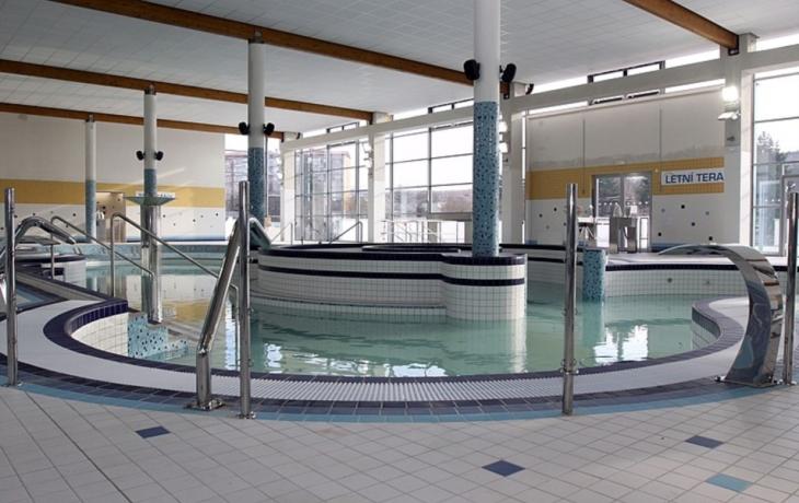 Bazén získal mezinárodní cenu