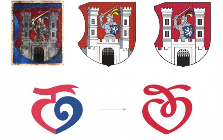 Historický znak se přiblížil originálu od Matyáše Korvína