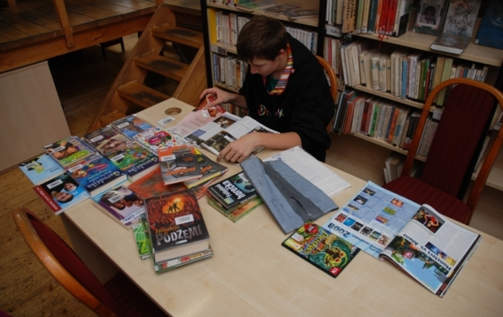 Pište povídky, pohádky, kreslete i komiksy
