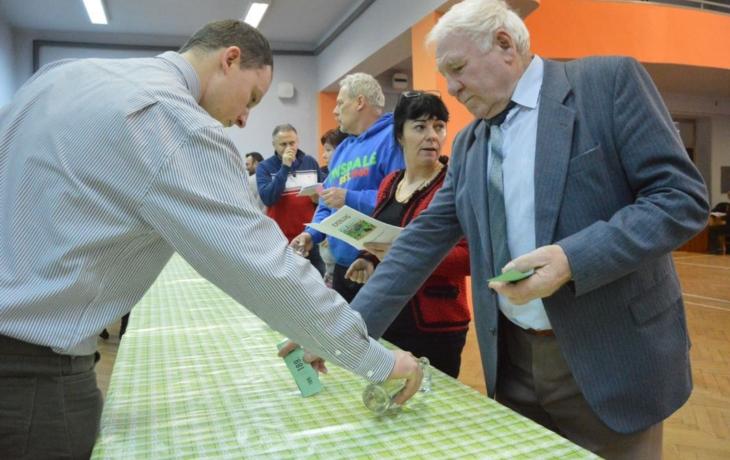 Osvěžení přinesla bulharská specialita