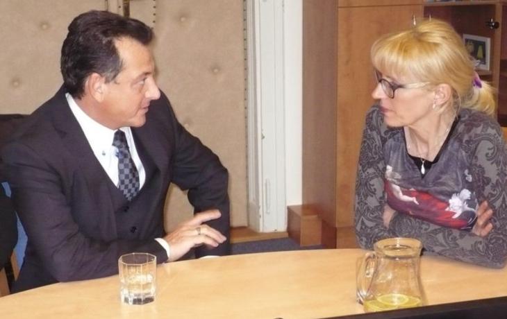Alagia se pře s ministerstvem o funkci poradce