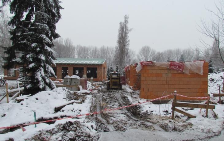 Novoveské lázně vylepší i kolonáda