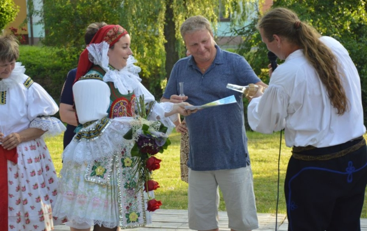 Horněmčané pokřtili Šohaja