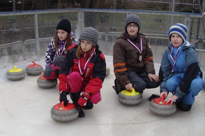 Školáci ze Lhoty si vyzkoušeli Olympijský park Soči