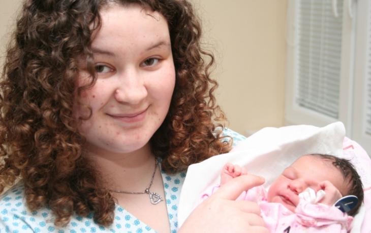 První miminko roku je z Březové