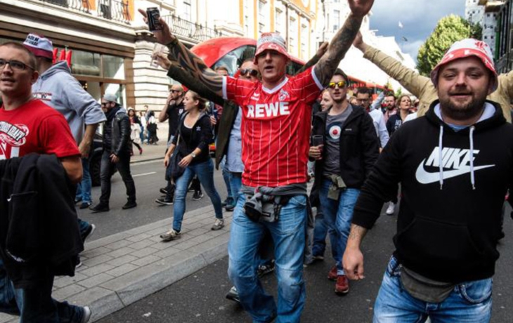 Velký bratr půjde po fotbalových fanoušcích a sprejerech