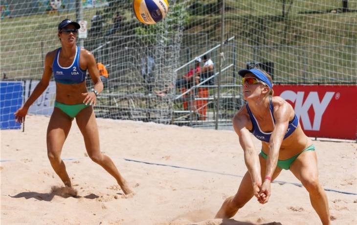 Afrika Beach Open už posedmé
