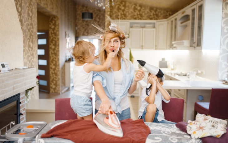 Buďte svým dětem tím nejlepším vzorem
