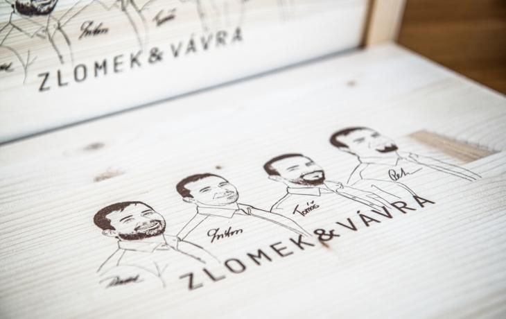 Vinařství Víno Zlomek & Vávra boduje
