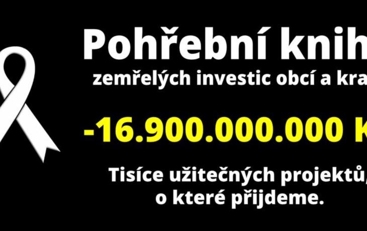 Obce se bouří, jejich peníze vláda rozdá podnikatelům…