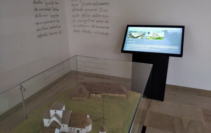 3D vizualizace novým lákadlem v Památníku Velké Moravy