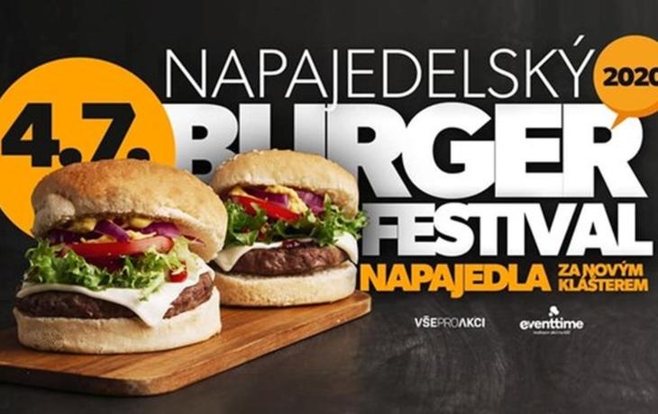 Napajedelský Burger festival navnadí chuťové buňky