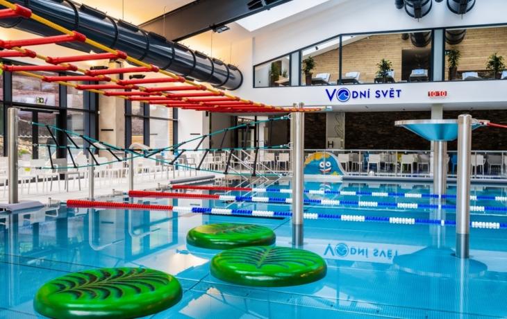 V Resortu Kyčerka najdete jedinečný Vodní svět!