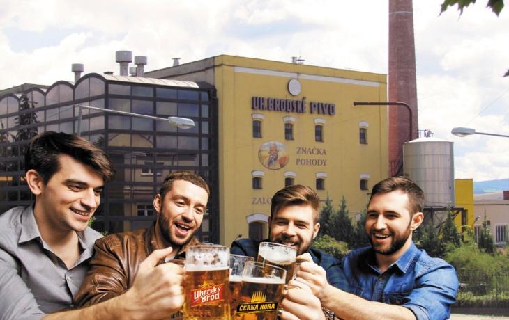Brodské pivo vaří Černá Hora? Majitelé mlží