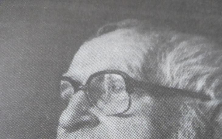 Jeho židle Vertex se stala ikonou československého designu