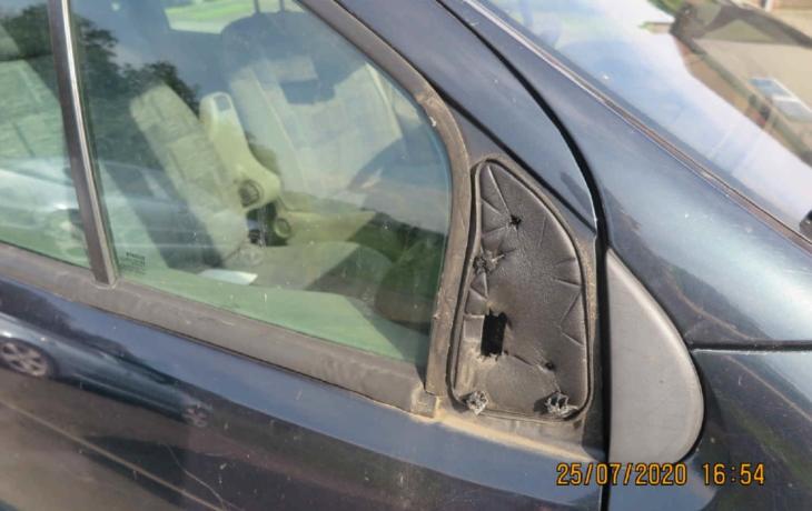 Opilý senior se lekl protijedoucího auta