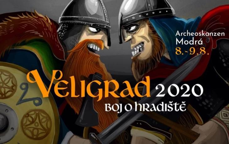 V archeoskanzenu se rozhoří bitva o Veligrad