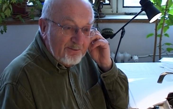 Výroční cenu obdrží Vladimír Körner